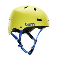 Шлем для водных видов спорта Bern мужской Macon H2O Matte Neon Ylw S18, фото 1