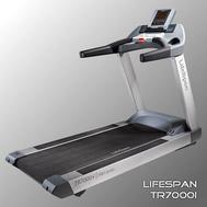 Профессиональная беговая дорожка LIFESPAN TR7000i, фото 1