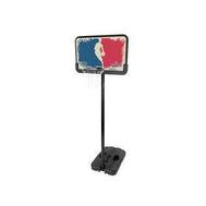 Баскетбольная стойка SPALDING LOGOMAN SERIES PORTABLE 44 COMPOSITE, фото 1