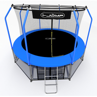 I-JUMP ELEGANT 14FT BLUE, фото 1