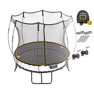 Батут SPRINGFREE R54HAW с корзиной для мяча, фиксаторами и колесиками, фото 1