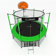 i-JUMP BASKET 12ft GREEN, фото 1
